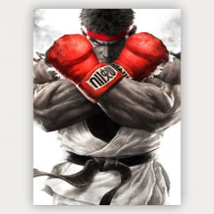Quadro Ryu Street Fighter V