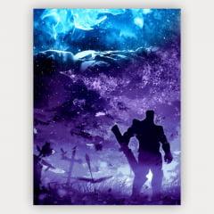 Quadro Thanos