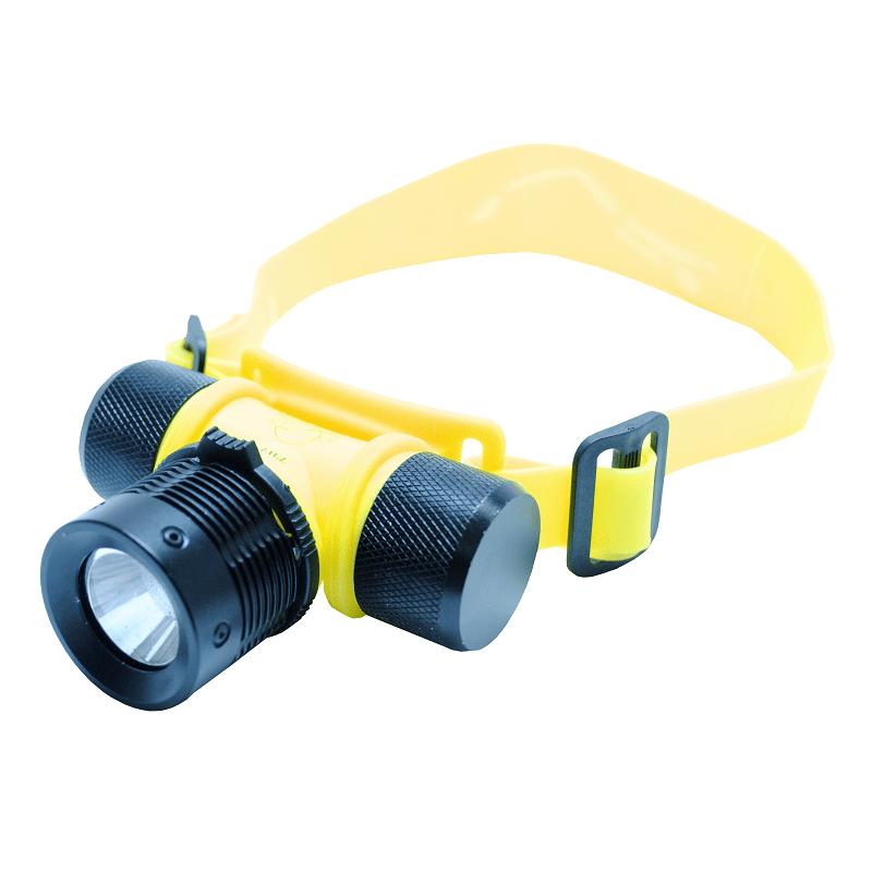 Lanterna de Cabeça para Mergulho Atoll 130 Lumens