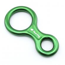 Freio Oito (Freio 8) 35kN Verde
