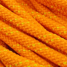 Corda Semi Estática 9 mm Laranja (Metro)