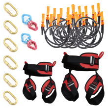 Kit Bungee Trampolim (High Jump / Big Jump) Elásticos 1 Metro - Adulto e Infantil
