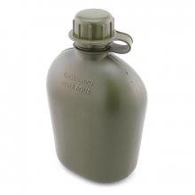 Cantil Plástico 900ml Verde Oliva