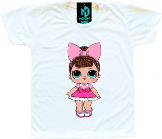 Camiseta Boneca Lol Surprise Fancy (Glitter)
