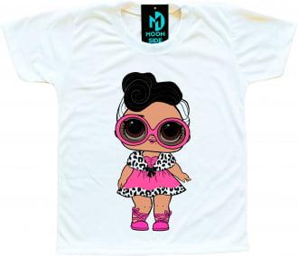 Camiseta Boneca Lol Surprise Dollface