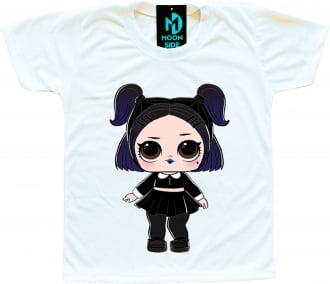 Camiseta Boneca Lol Surprise Dusk