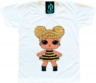 Kit 3 Camisetas LOL Surprise Mais Vendidas