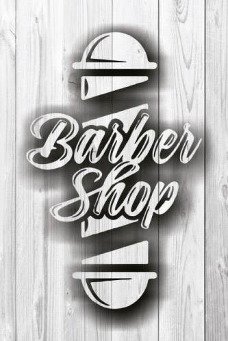 Placa Decorativa Vintage Retro Barbearia Shop PDV157