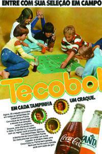 Placas Decorativas Propagandas Antigas Tecobol Tampinha Coca PDV451