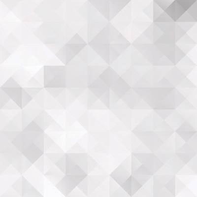 Papel de Parede Triangulos Cinza