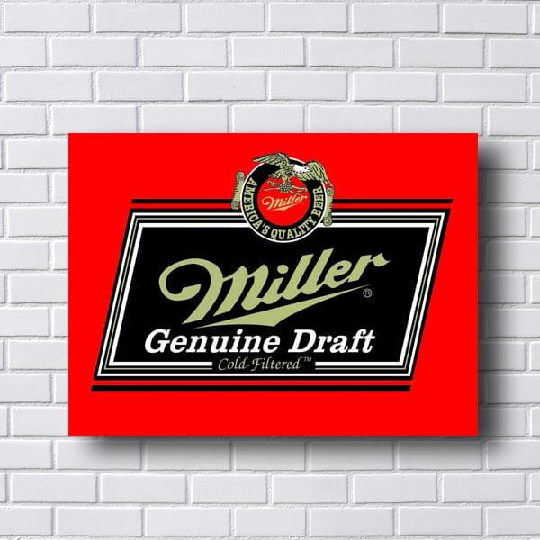 Quadro Vintage Miller