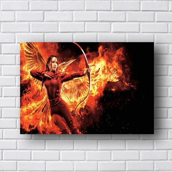 Quador Jogos Vorazes Katniss Everdeen