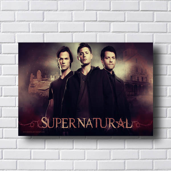Quadro Decorativo Supernatural