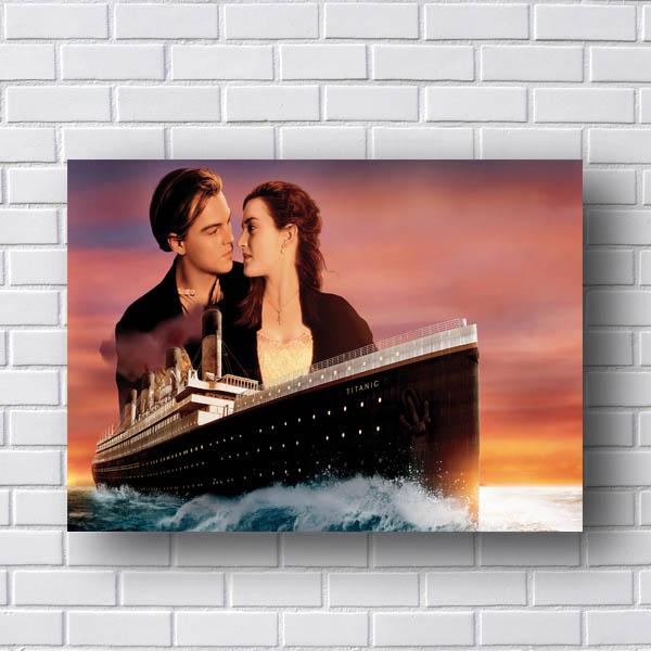 Quadro Titanic