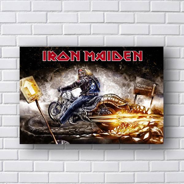 Quadro Iron Maiden