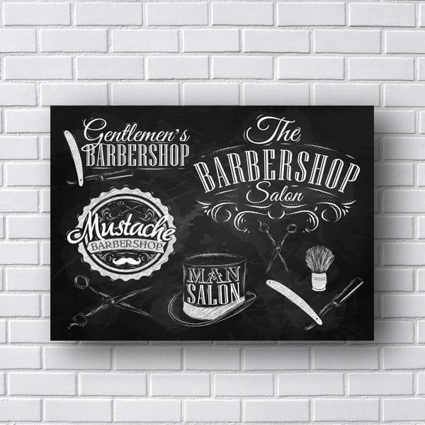Quadro The Barber Shop Salon
