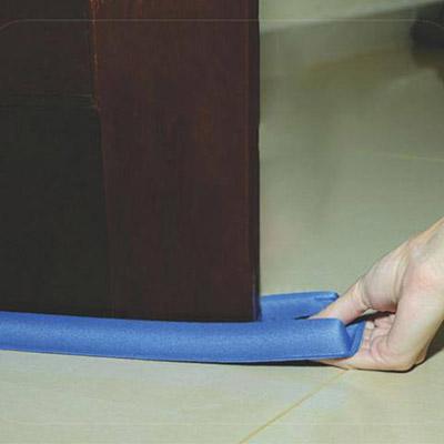 Veda Porta e Protetor de Porta Residencial Veda Fresta 80Cm