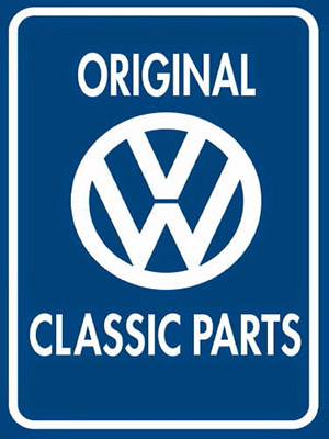 Placa Decorativa Vintage Carros Volks Classic Parts PDV179