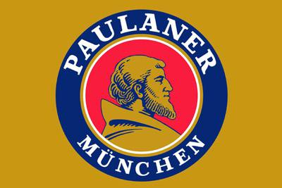 Placa Decorativa Paulaner Beer PDV235