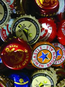 Placas Decorativas Cerveja Tampa PDV346