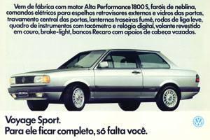 Placa Decorativa Propaganda Antiga Voyage Sport PDV434