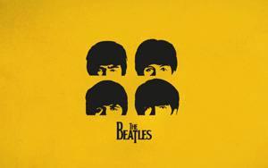 Placas Decorativas Vintage Beatles Retro PDV407
