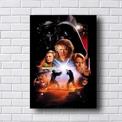 Quadro Decorativo Star Wars Anakin