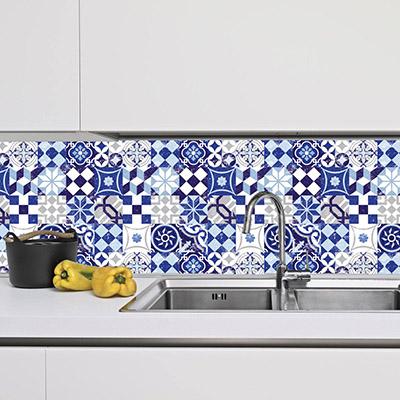 Adesivo de Azulejo para Cozinha