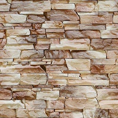 Papel de Parede Canjinquinha Pedra Autocolante PD13