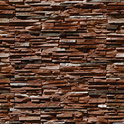 Papel de Parede de Pedra Filete Autocolante PD22