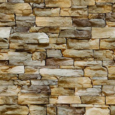 Papel de Parede Canjinquinha Pedra Autocolante PD12