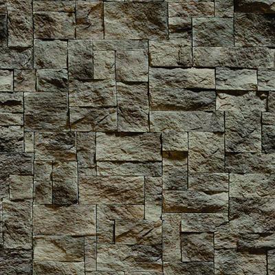 Papel de Parede Pedra São Tomé Laranja Autocolante PD39