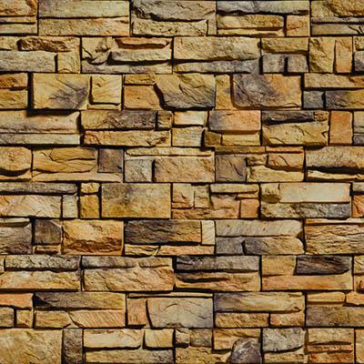Papel de Parede de Pedra 3d Sala Autocolante PD34