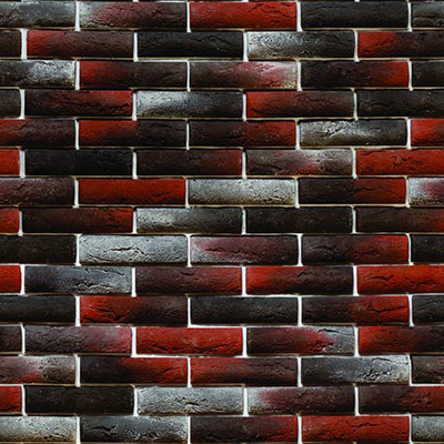 Papel de Parede Tijolo Aparente Pedras Adesivo Autocolante PD06