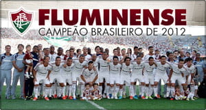 Placa Decorativa Fluminense 2012 PDV459