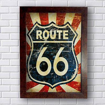 Quadro Route 66 Vintage