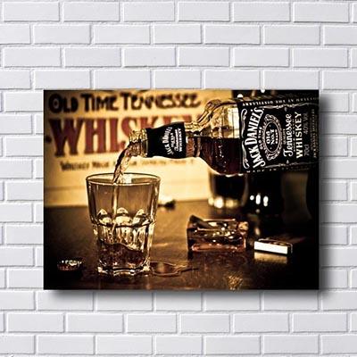 Quadro Jack Daniels Drink