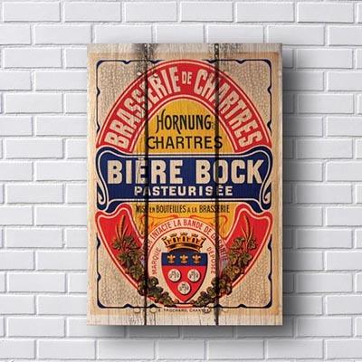 Quadro Biere Bock
