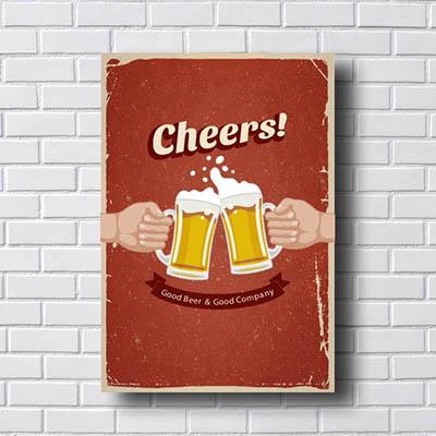 Quadro Cheers