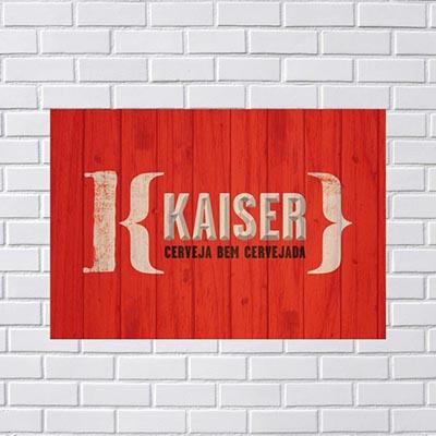 Quadro Vintage Kaiser