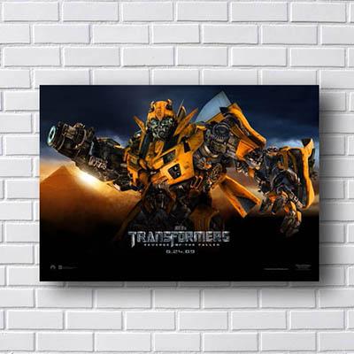 Quadro Bumblebee Transformers