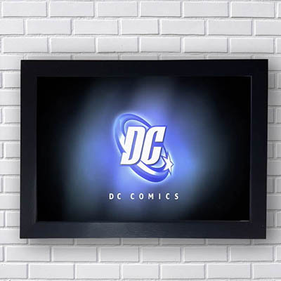Quadro DC Comics