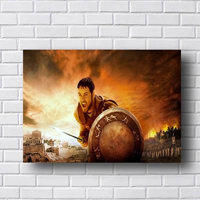 Quadro Gladiador