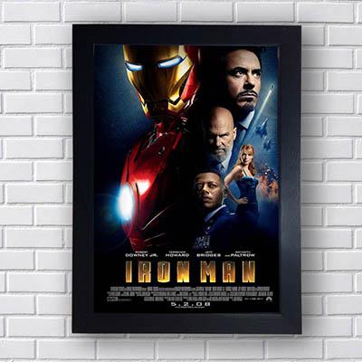 Quadro Iron Man Poster