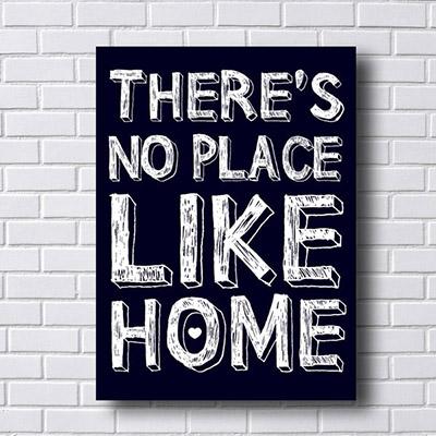 Quadro Decorativo Like Home