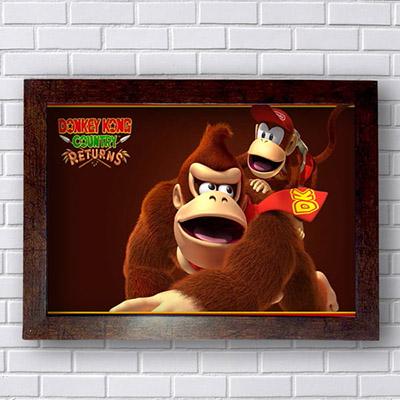 Quadro Donkey Kong