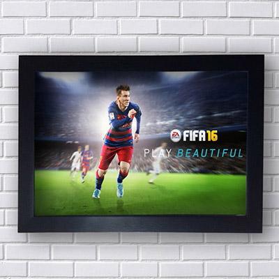 Quadro Decorativo Fifa 2016