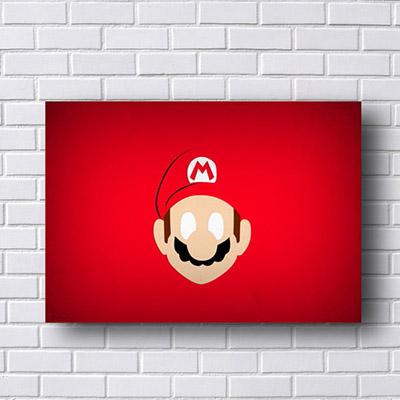 Quadro Mario Avatar
