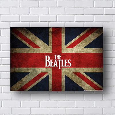 Quadro The Beatles UK