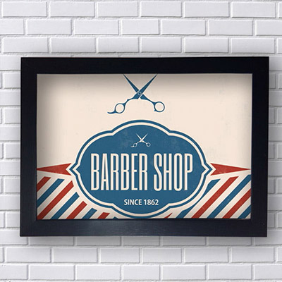 Quadro Barber Shop Since 1862